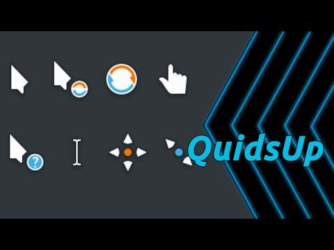 How to Use Breeze & Oxygen Cursors in Ubuntu
