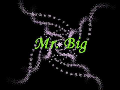 green tinted sixties mind  Mr Big