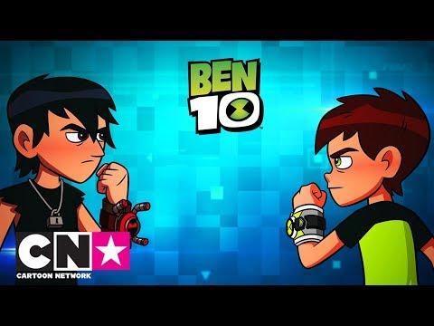 Бен 10 | Превращения: Бен против Кевина 11 | Голосуйте за того, кто вам больше нравится | CN