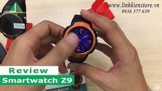 Hướng dẫn sử dụng đồng hồ thông minh smartwatch Zeblaze Blitz Z9