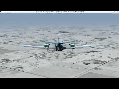 040 - Estevan to Regina (Canada - Saskatchewan)