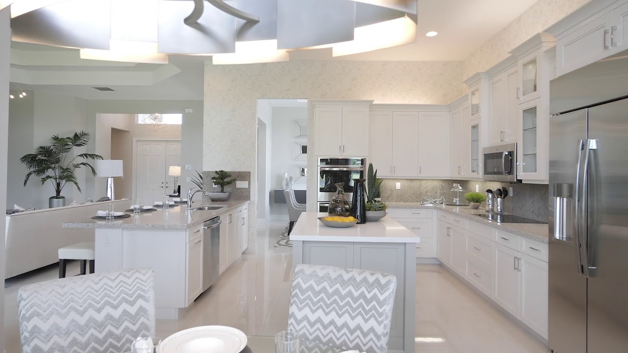 The Pamplona Model Home Crown Collection At Valencia Bay In Boynton Beach Florida Gl Homes