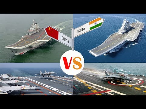 China's domestically made aircraft carrier better than India's: Chinese Media