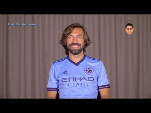 My Ultimate Soccer Player | Andrea Pirlo