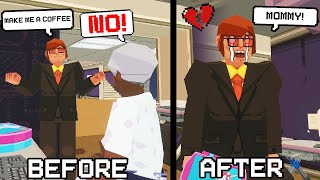 YOU HAVE TO SURVIVE A WHOLE DAY AT WORK SAYING NO TO EVERYTHING | Free Random Games