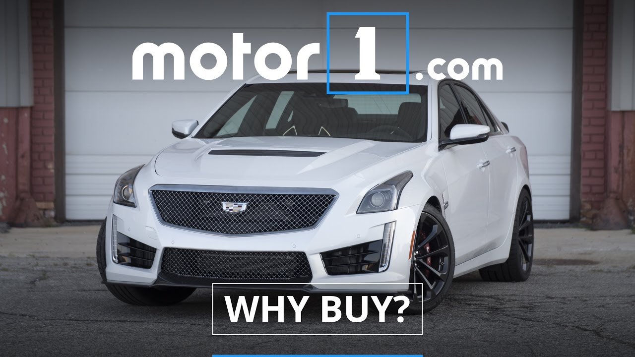 Why Buy? | 2017 Cadillac CTS-V Review - YouTube