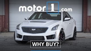 Why Buy? | 2017 Cadillac CTS-V Review