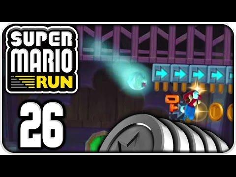 SUPER MARIO RUN Part 26: Black Coin-Challenge   Geisteruntersuchung