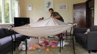 How To Get Your Kids To Fold The Laundry Tutorial Is Absolutely So Cute!