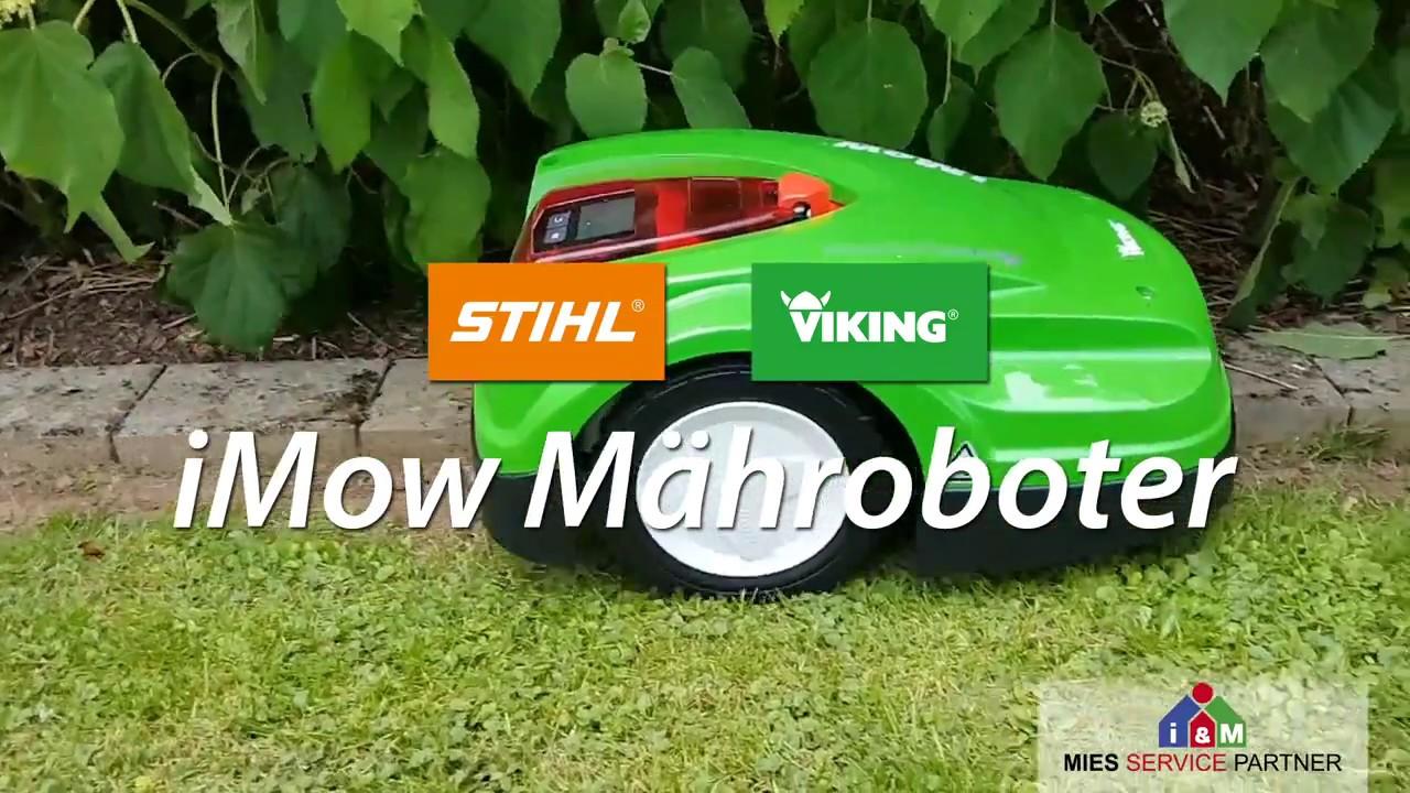Viking Rasenroboter