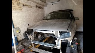 Установка влагоотделителя. Kangoo. Opel Vectra А наборка.