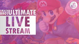 Super Smash Bros Ultimate [Livestream] 12/12/18