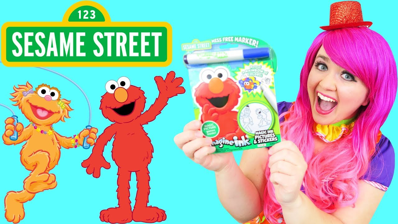 Cute Elmo Coloring Pages - Free Printables | Elmo coloring pages ... | 720x1280