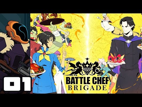Let's Play Battle Chef Brigade - PC Gameplay Part 1 - Will Fight For Food!