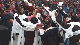 JTN Wins Celebration    BJP dance    Polo Ground