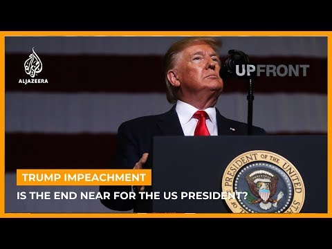 Trump impeachment: Is the end near for the US president? | UpFront (Headliner)