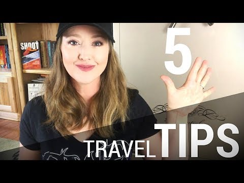 5 Travel Tips for International Competitions | JulieG.TV
