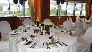 украшение свадьбы шарами фото Алматы