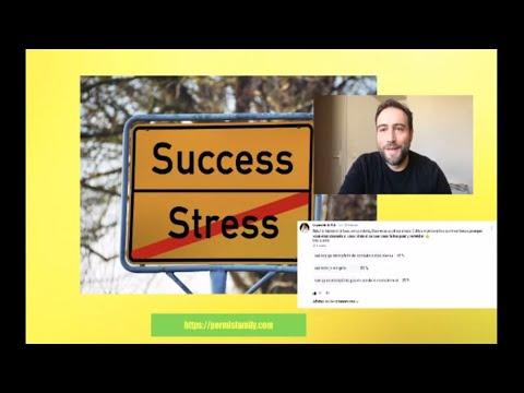 Le Permis De Fab : LIVE 14  Comment combattre le stress à l'examen  ?  😀🚗