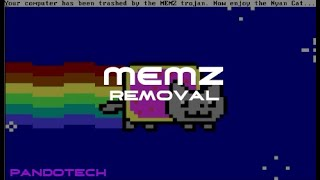 How to remove MEMZ Trojan