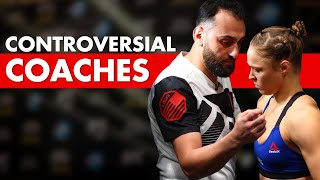 10 Most Controversial MMA Coaches
