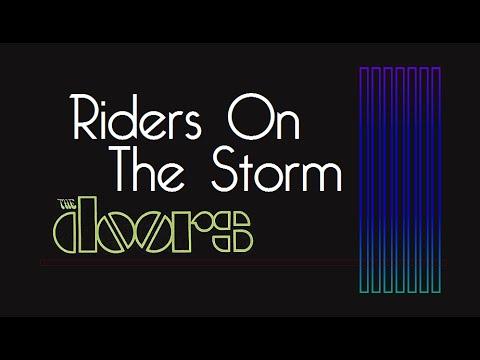 The doors - Riders On The Storm Lyrics