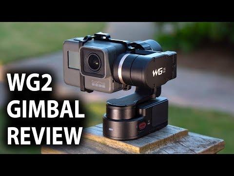 Trying New Gimbal Modes! Feiyu Tech WG2 Gimbal Review | JordanBoostmaster
