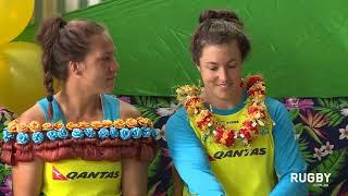 Aussie7s visit Fiji schools