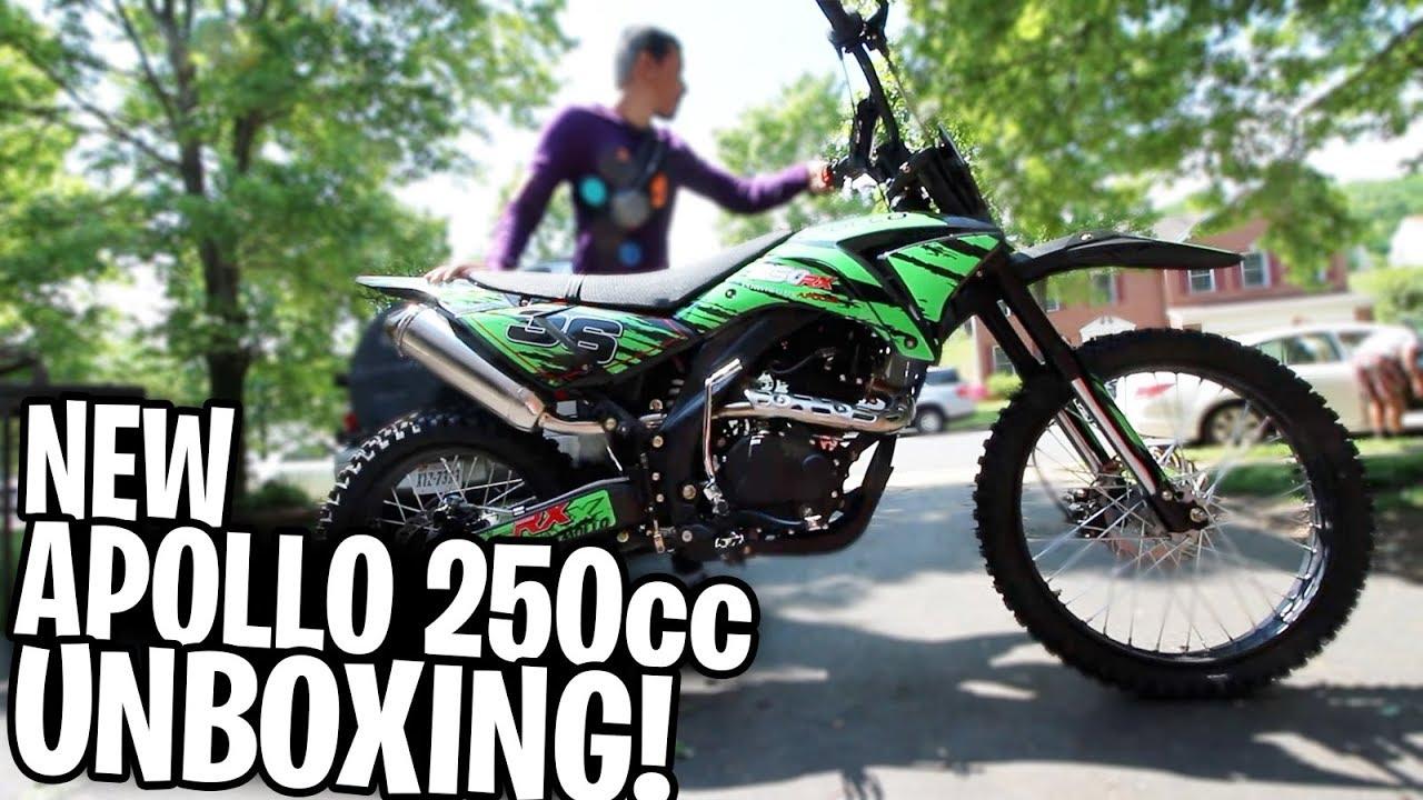 Reveal Apollo Dirt Bikes Secret [250cc & 125cc] Which One