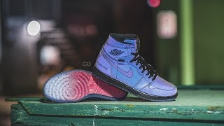 "Air Jordan 1 High Zoom ""Fearless"": Review & On-Feet"