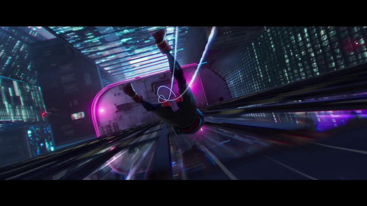 SPIDER-MAN : ΜΕΣΑ ΣΤΟ ΑΡΑΧΝΟ-ΣΥΜΠΑΝ Official Trailer