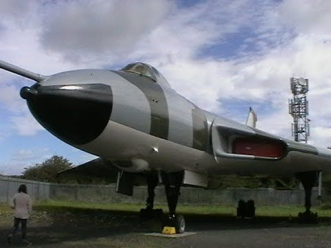 EVENTS - 1953 Avro Vulcan B2X-L319 Aircraft At NELSAM - 17th August 2014
