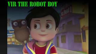 A Wise Old Owl with Vir  The Robot Boy  Play and Learn CLEANLINESS And How To SAVE THE ENVIRONMENT