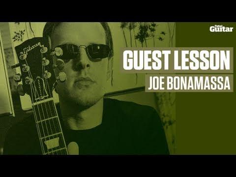 Joe Bonamassa Guest Lesson (TG216)