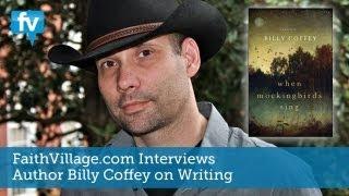 On Writing | Billy Coffey