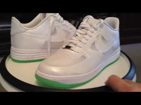 Nike Lunar Force 1 Fuse QS Easter Egg Hunt White