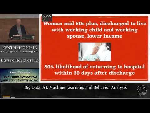 Big Data, AI, Machine Learning, and Behavior Analysis
