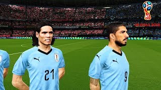 Uruguay vs Saudi Arabia | Group A | FIFA World Cup Russia 20 June 2018 Gameplay