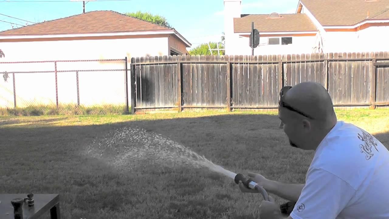 Adams Fire Hose Nozzle YouTube