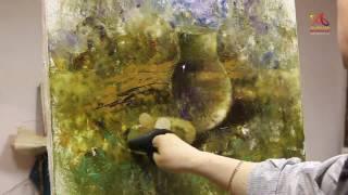 Видео урок живописи Елены Ильичевой - В предчувствии весны
