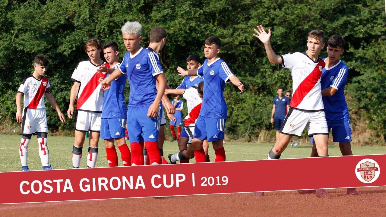 Inicio de la Costa Girona Cup | 2019