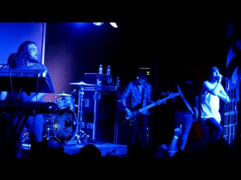 Chiodos - Stratovolcano Mouth 02/17/11  (Pompano Beach - Rocketown)