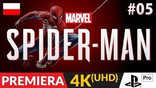 SPIDER-MAN PL (PS4 / 2018)  #5 (odc.5)   Shocker i inne problemy | Gameplay po polsku w 4K