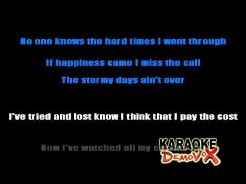 if i ever feel better   phoenix   KARAOKE DEMOVOX
