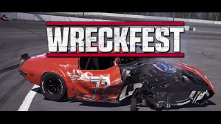 Next Car Game: Wreckfest - GAMEPLAY - PC - STEAM