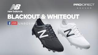 Unboxing: New Balance Blackout & Whiteout Pack