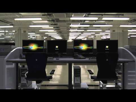 Inracks Control Room Furniture Solutions