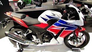 2014 Honda CBR300R Walkaround - 2013 EICMA Milan Motorcycle Exibition