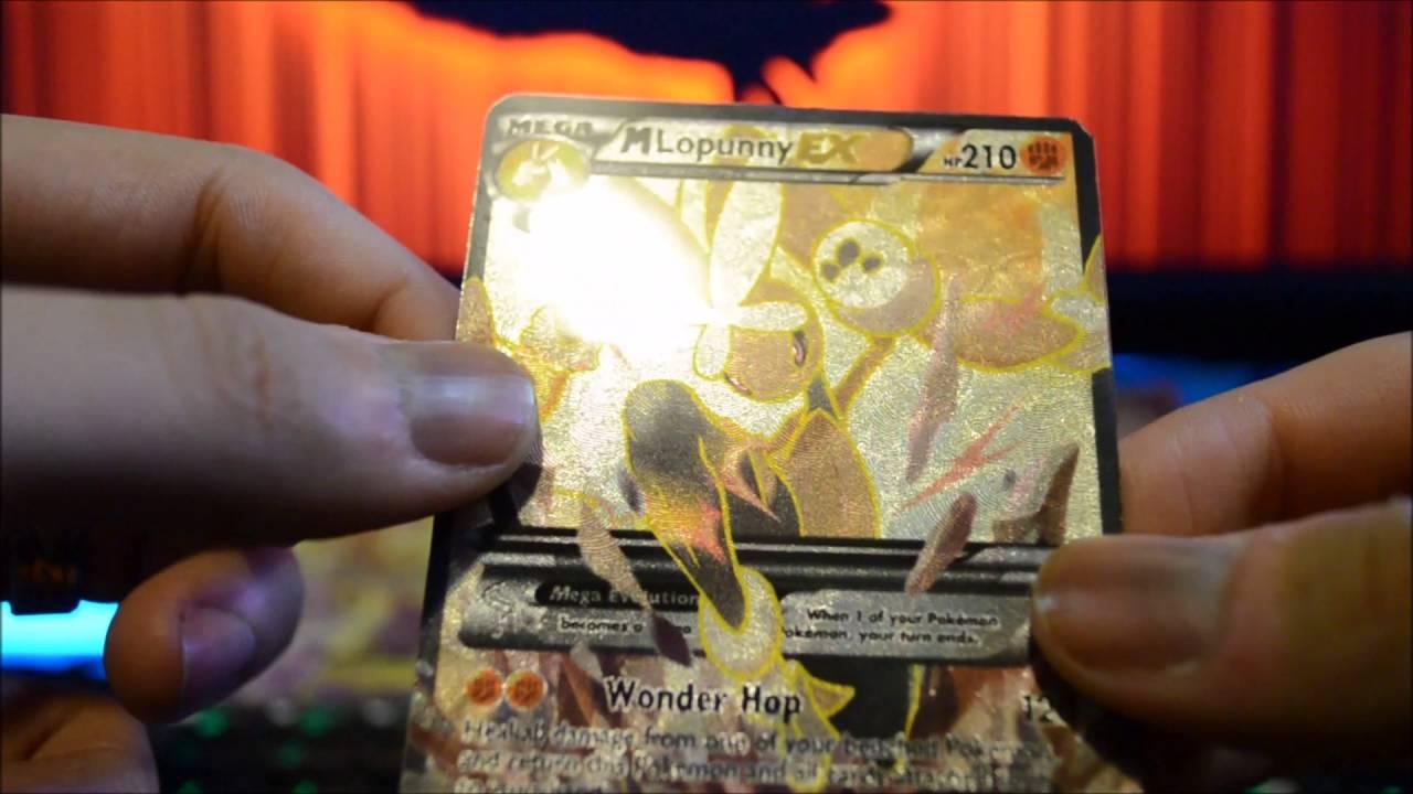 how to make a custom pokemon card ex