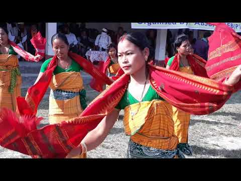 Bodo women's dance demanding separate state Bodoland